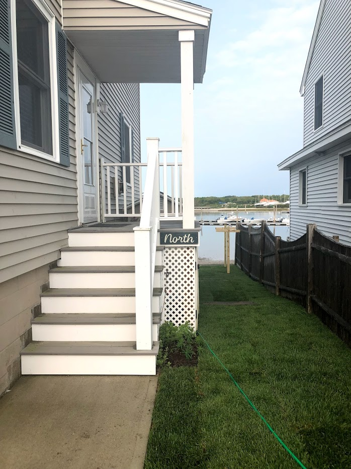 Floor Plan for Wells - Atlantic Ave - Northside  2 Bdrm- No charge for stunning Sunsets!